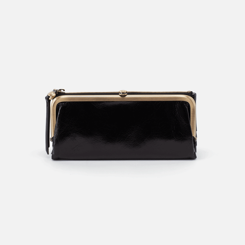 Wind Black Wallet