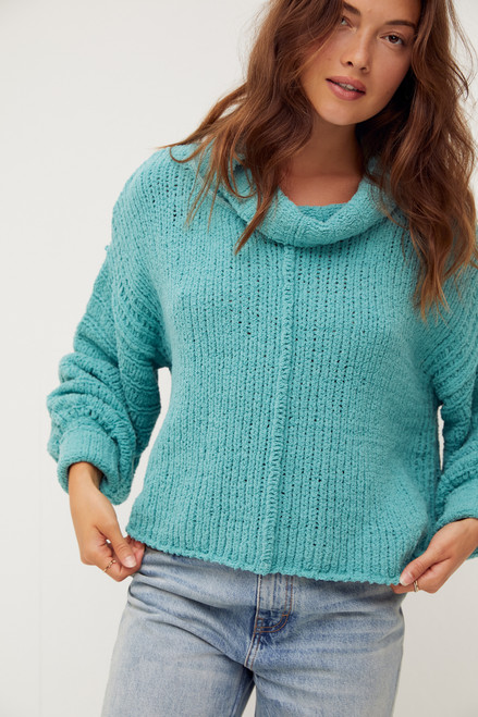 Be Yours Emerald Sweater