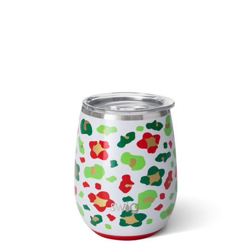 Jingle Jungle Stemless Wine Cup-14oz