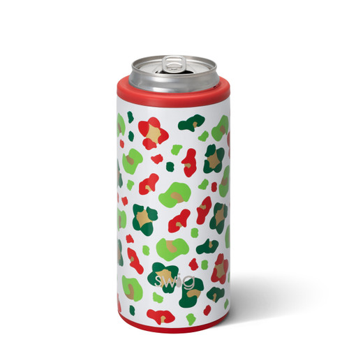 Jingle Jungle Skinny Can Cooler-12oz