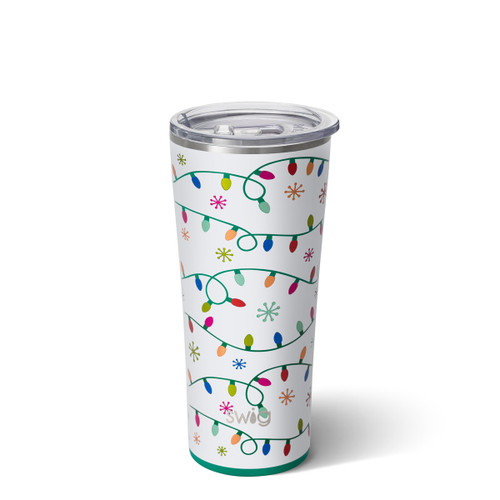 Let It Glow Tumbler- 22oz