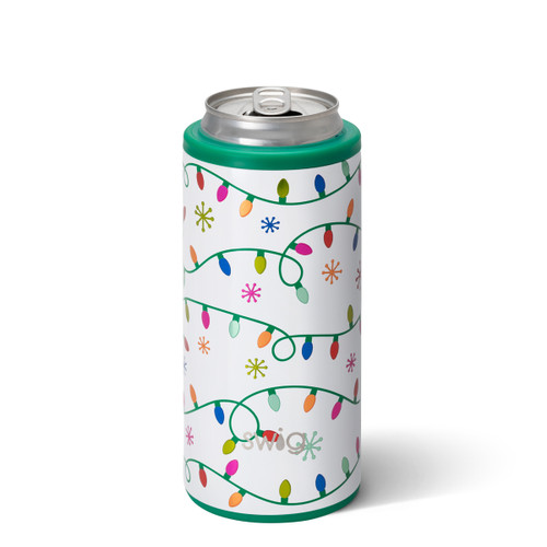 Let It Glow Skinny Can Cooler - 12oz