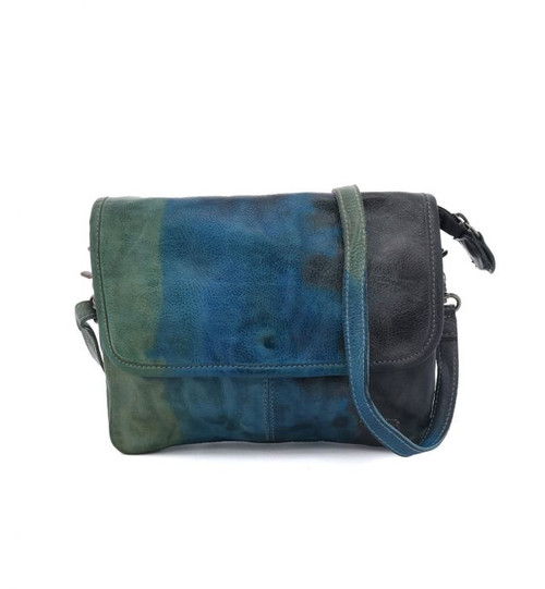 Ziggy Angry Ocean Convertible Fanny Pack Crossbody Clutch