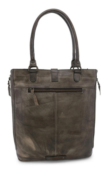 Mildred Taupe Shoulder Tote Bag