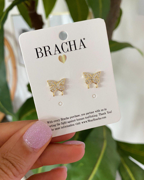 Bailey Stud Earrings