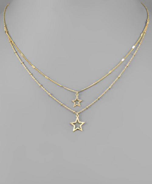 Almost to Jupiter Necklace