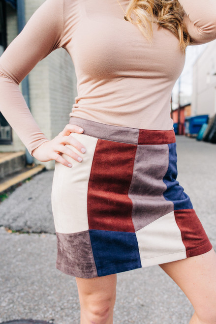Defy The Norm Skirt