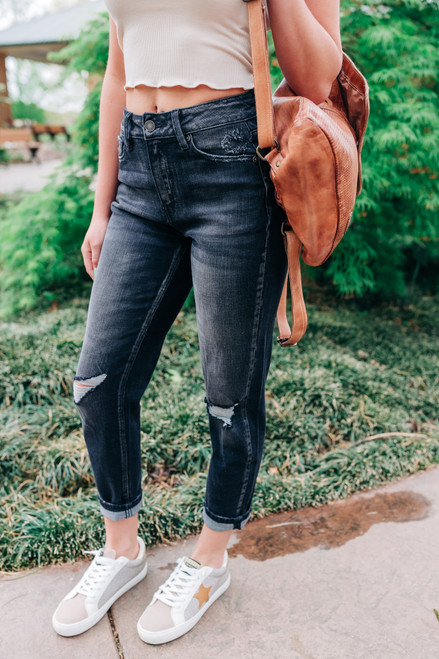 Milana High Rise Mom Jeans
