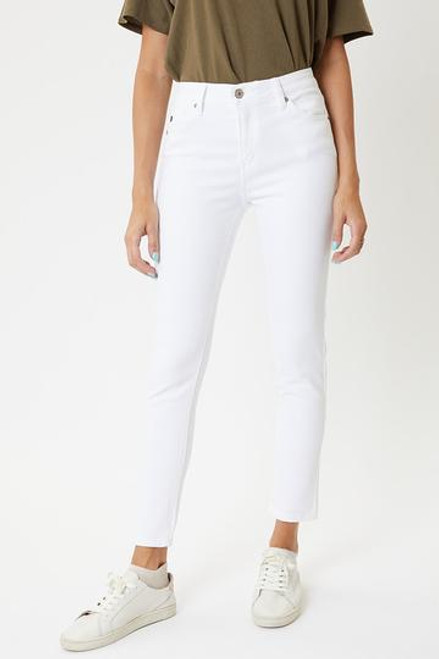 Paige High Rise Ankle Skinny