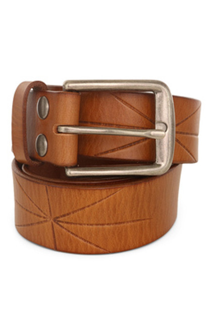 Westham Tan Rustic Belt
