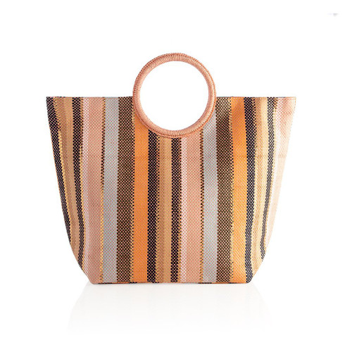 Milly Coral Tote