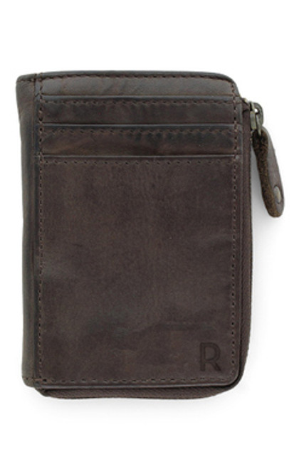 Ava Dark Brown Wallet