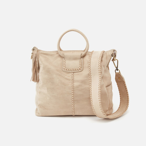 Sheila Buffed Gold Crossbody Handbag