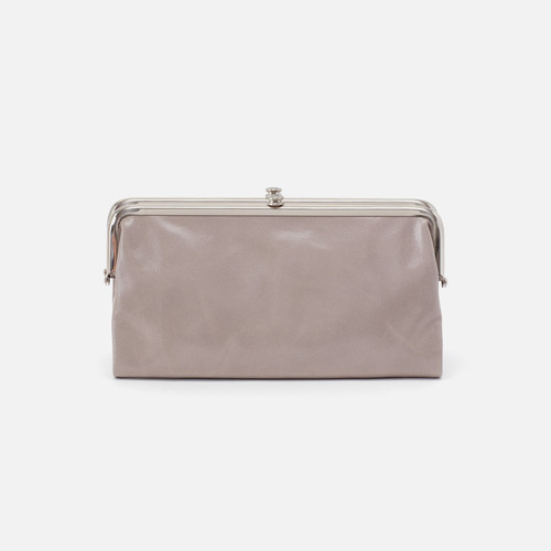 Lauren Driftwood Clutch Wallet