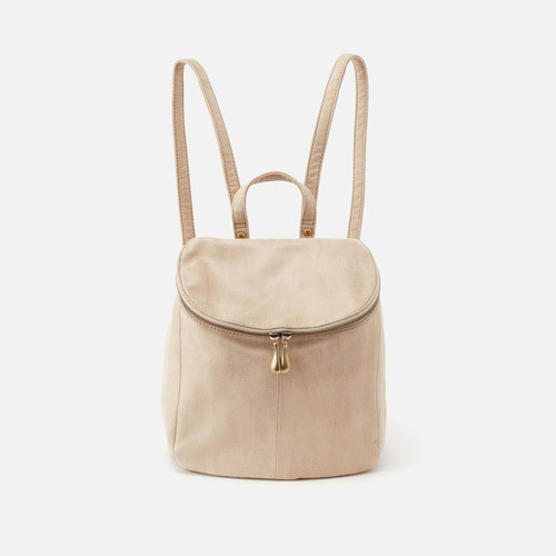 River Buffed Gold Backpack