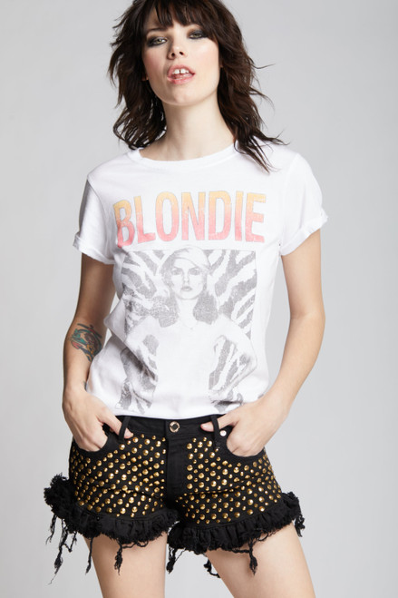 Blondie Live From New York Tee