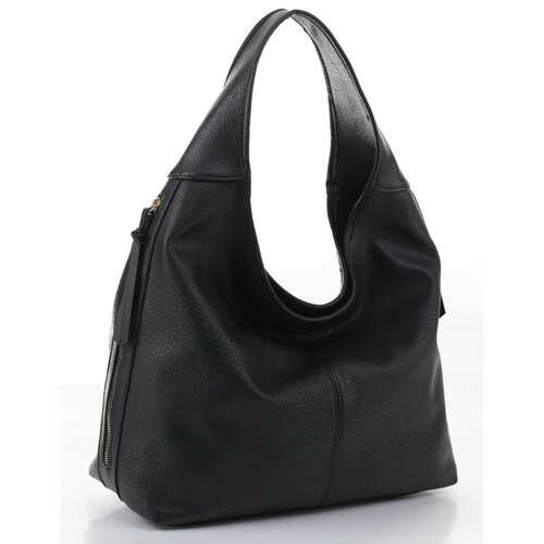 Let's Be Chic Black Handbag