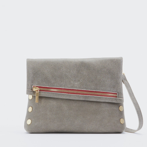 VIP Pewter Handbag