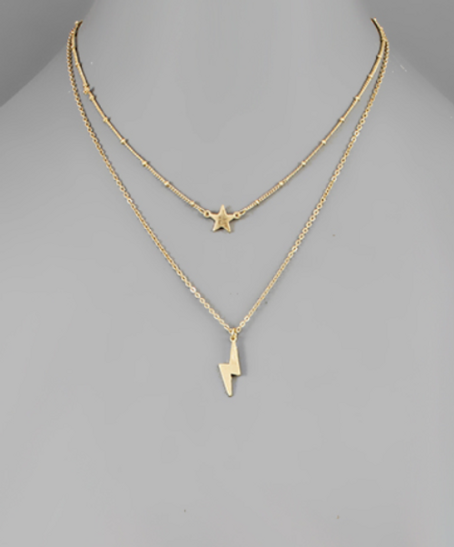 Perfect Storm Necklace