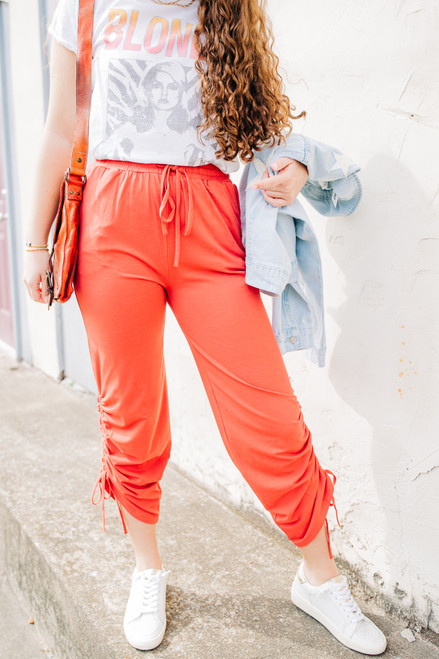 Fresh Look Ruched Pants
