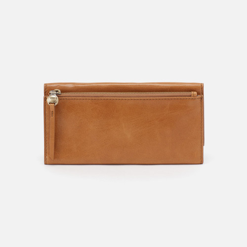 Arise Honey Vintage Hide Wallet