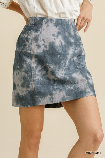 Pulling Out The Stops Midnight Skirt