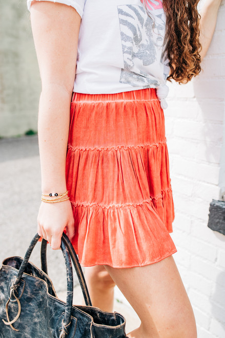 Simple Melody Canyon Clay Skirt