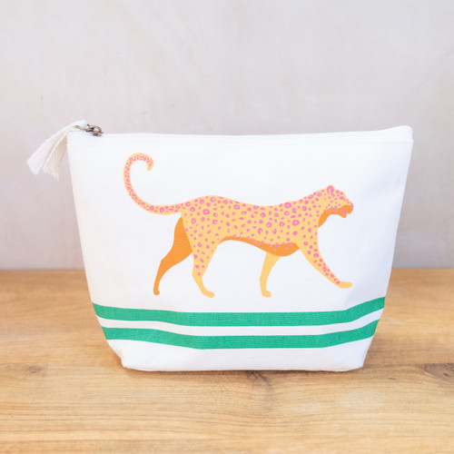 Malawi Shore Cosmetic Bag