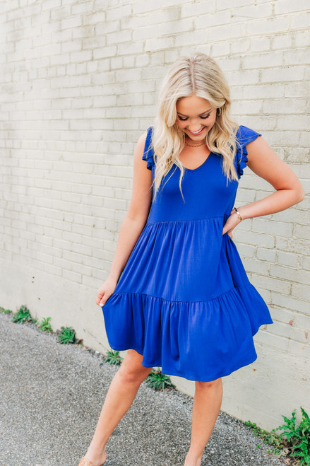 A Moment Of Happiness Dress