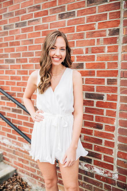 Hint At Perfection Romper