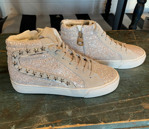 Hailey High Top Sneaker