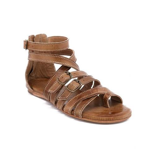 Miya Tan Rustic Sandal