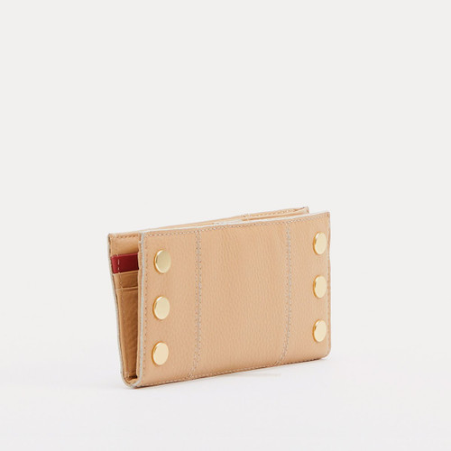 110 North Toast Tan Wallet