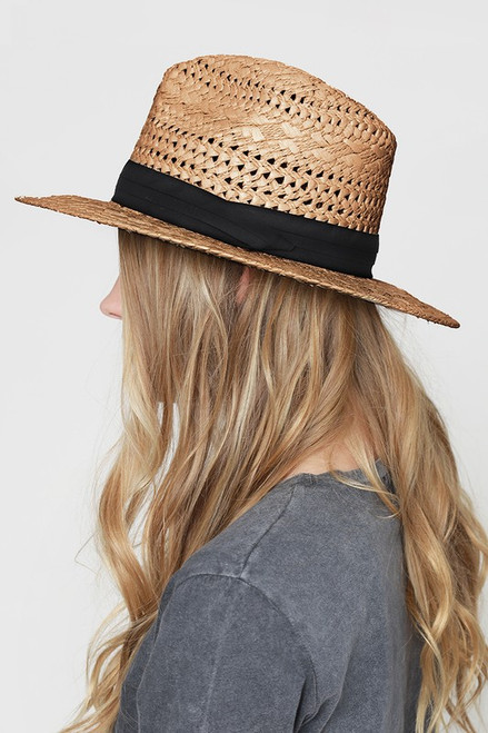 All on Track Light Brown Hat