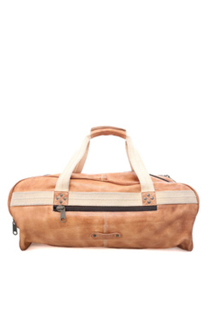 Ruslan Tan Rustic Travel Bag