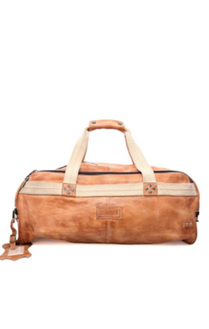 Ruslan Tan Rustic Travel Duffle Bag