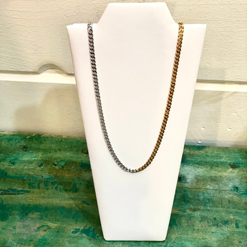 Lindsey Two Tone Chain