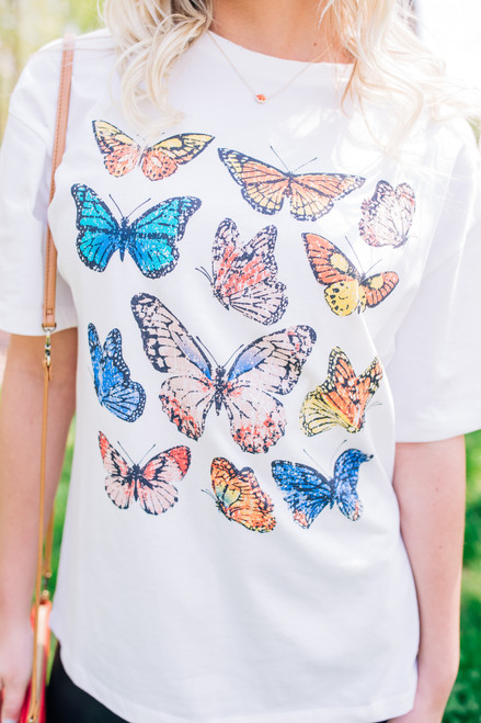 Fly Away With Me Top