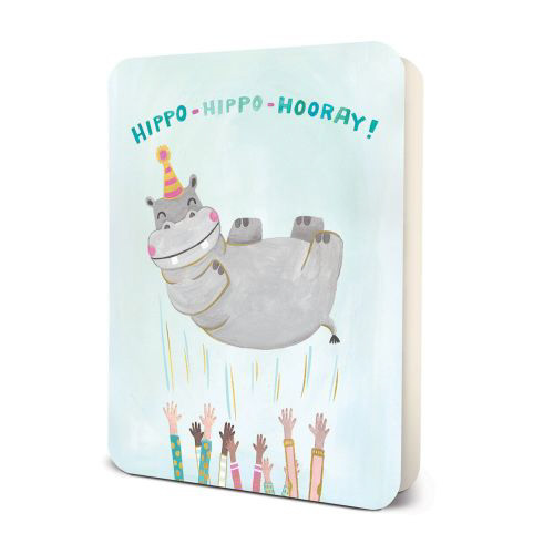 Hippo Hippo Hooray Card Set