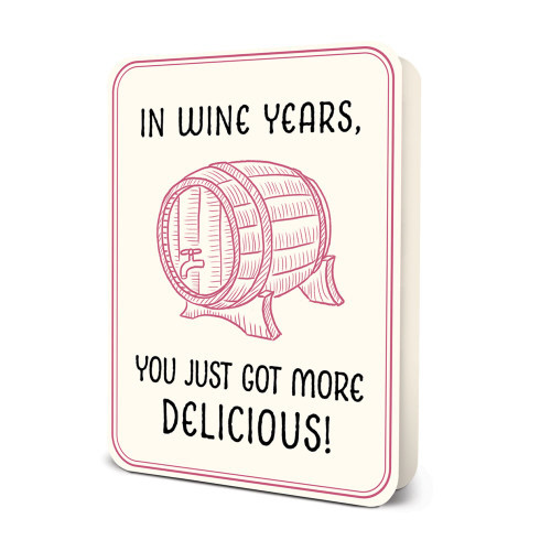 In Wine Years Card Set