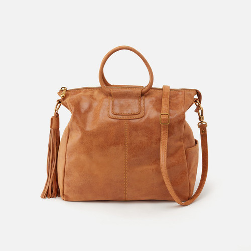 Sheila Whiskey Crossbody Handbag