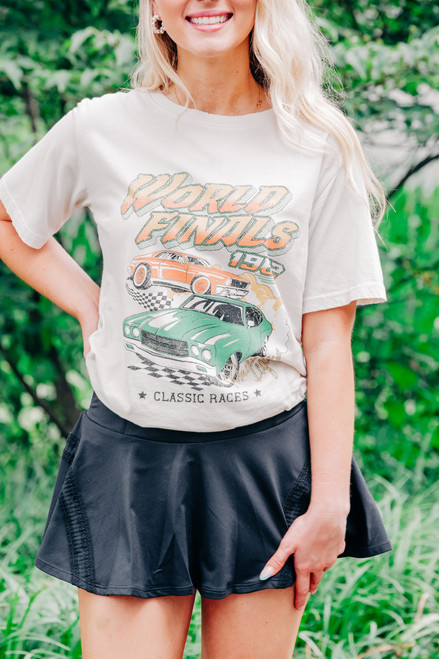 Built For Speed Tee