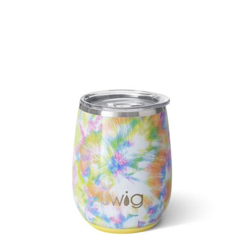 You Glow Girl Stemless Wine Cup (14oz)