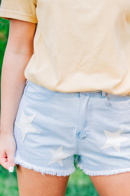 Go With The Stars Shorts