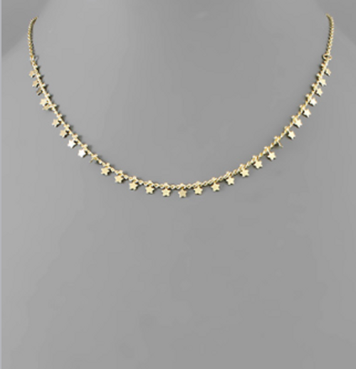 Uptown Charm Necklace