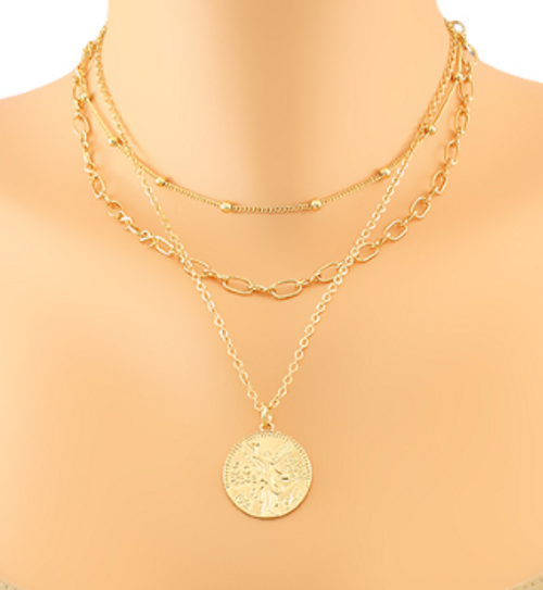 Hard To Resist Necklace