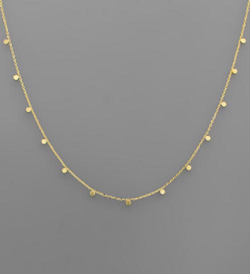 Catwalk Crush Necklace