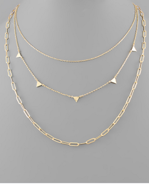 Jump Right In Necklace