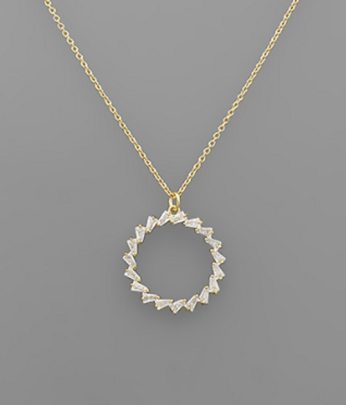 Rise And Shine Necklace