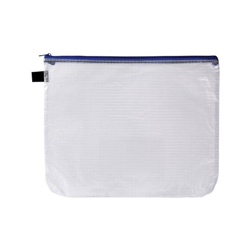 Avery 49501 A4 Blue Handy Pouch Zip Closure | Poscart